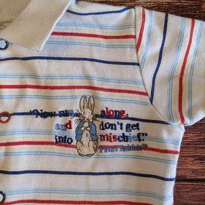 Peter Rabbit Beatrix Potter Outfit